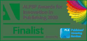 ALPSP Awards Finalist for Innovation in Publishing 2020